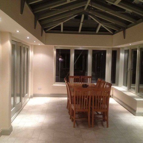 Orangeries | | Painters & Decorators Loughborough and Leicestershire